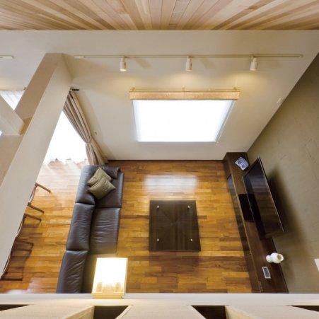自然素材の快適な家