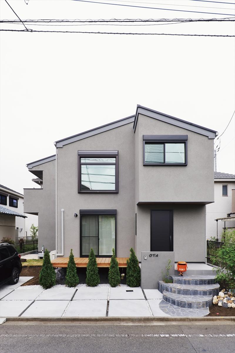 設計士が建てた家