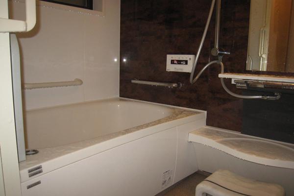 座間 お風呂のリフォーム