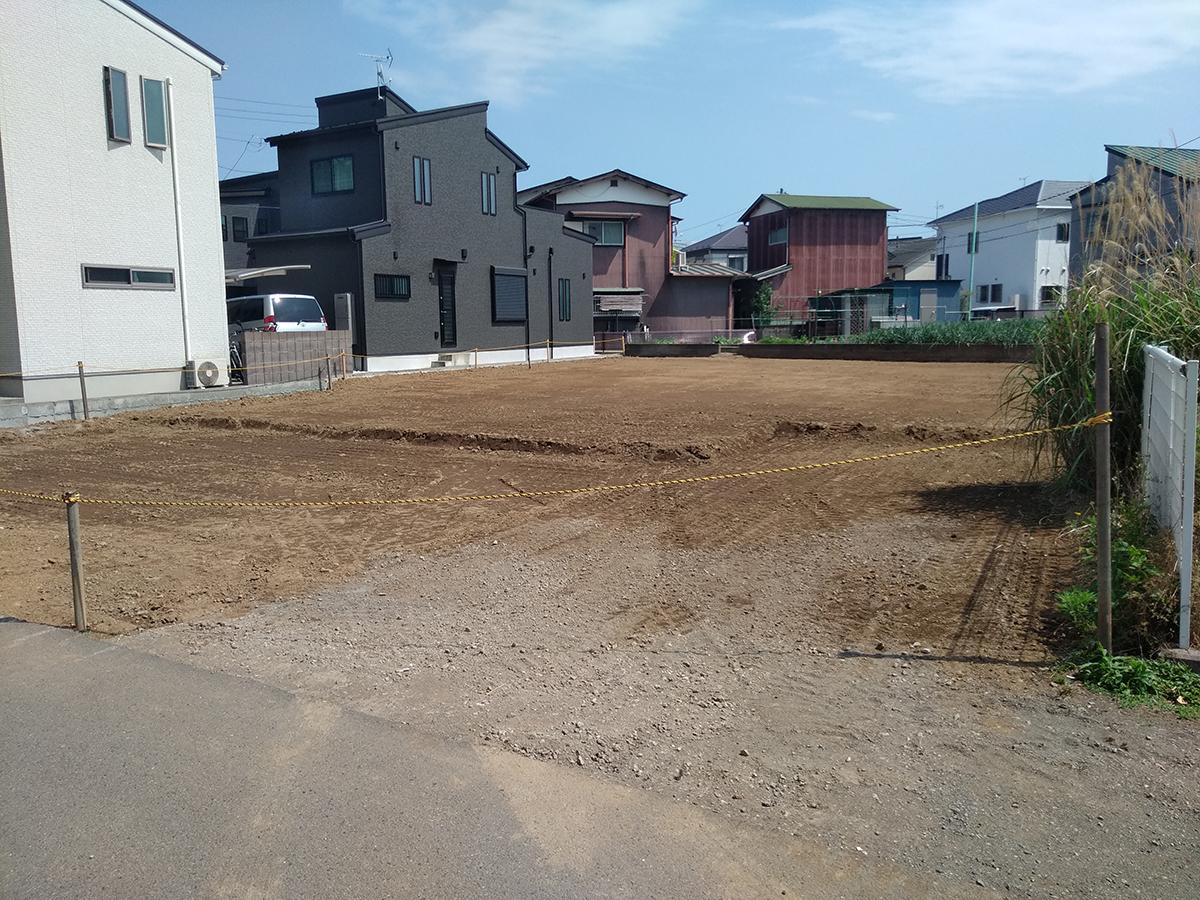 小田原扇町 土地